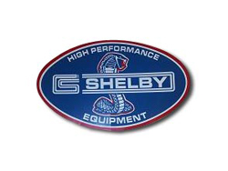 Shelby Decal - High Performance