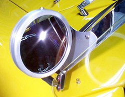 Raydot Mirror Side Post