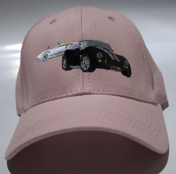 Hat Ladies Pink