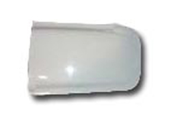 Hood Scoop, Plastic