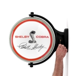 Carroll Shelby Wall Light