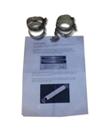 Heat Shield Clamps